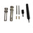 XTS AR-15 STAINLESS EXTENDED PIVOT & TAKEDOWN SET WITH TOOLS TDP-SST-XP