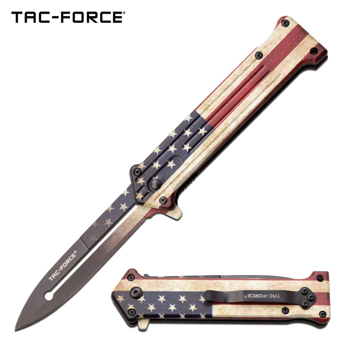 TAC-FORCE TF-457F SPRING ASSISTED KNIFE