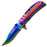TAC-FORCE TF 847RB SPRING ASSISTED KNIFE