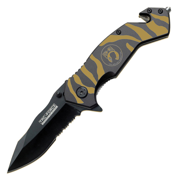 TAC-FORCE TF 714 TACTICAL FOLDING KNIFE