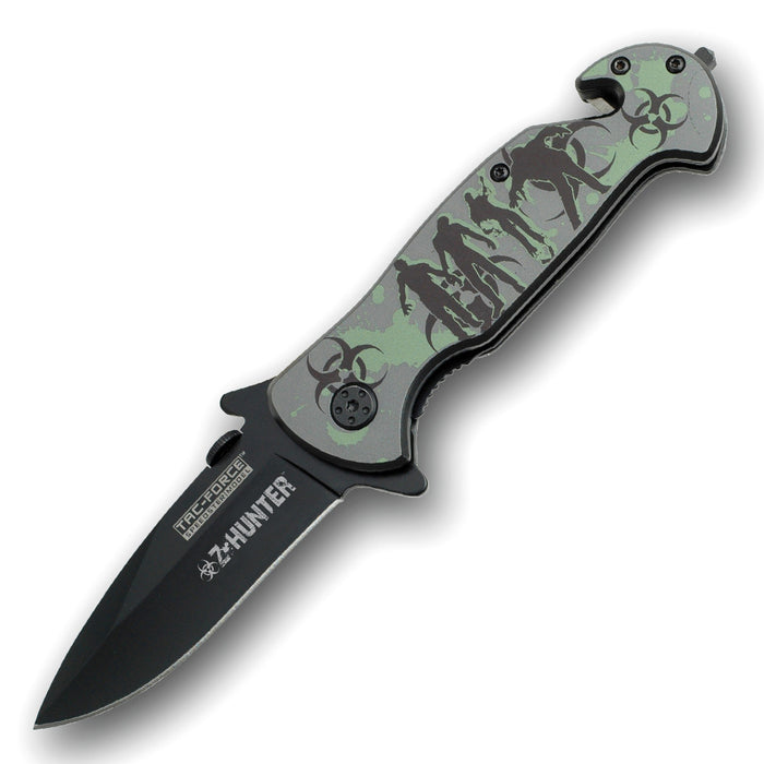 TAC-FORCE TF 799 Z-HUNTER SPRING ASSISTED KNIFE