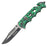 TAC-FORCE TF 809 SKULL CAMO SPRING ASSISTED KNIFE