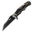 TAC-FORCE TF 978GY SPRING ASSISTED KNIFE