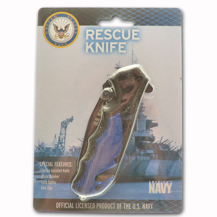 U.S. NAVY UN03 SPRING ASSISTED KNIFE