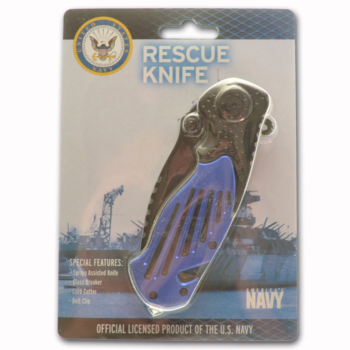 U.S. NAVY UN05 SPRING ASSISTED KNIFE