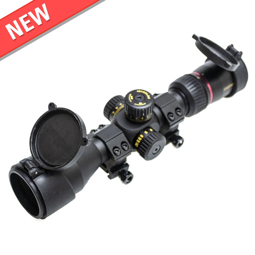 SNIPER VT3-12X40MFPSA FIRST FOCAL PLANE SCOPE