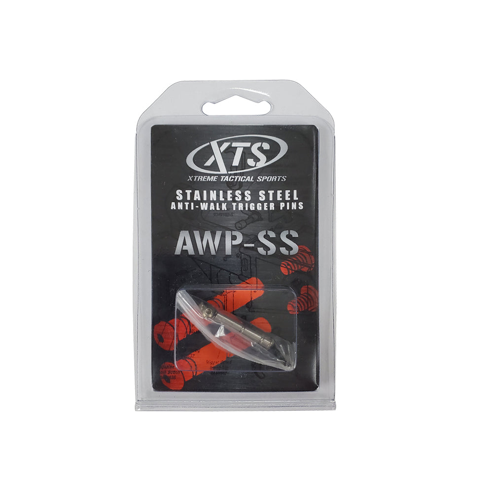 XTS STAINLESS ANTI WALK PINS SET WITH THREAD LOCKING PATCH