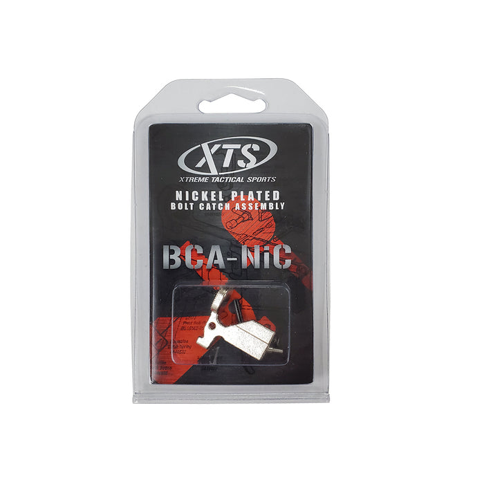 XTS-BC-N NICKEL AR BOLT CATCH ASSEMBLY
