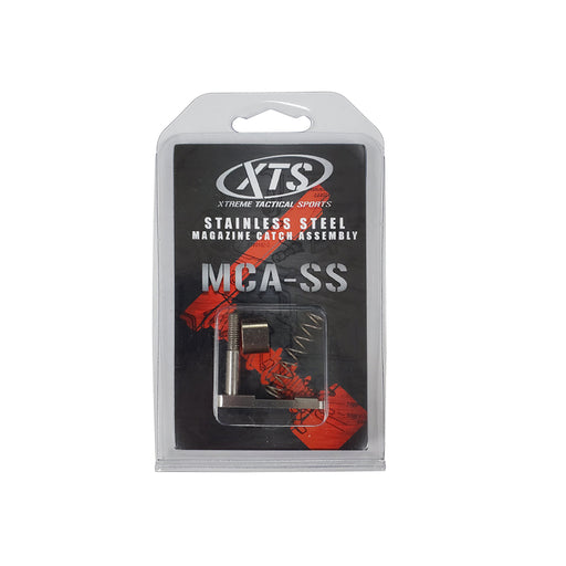 XTS STAINLESS MAGAZINE CATCH ASSEMBLY