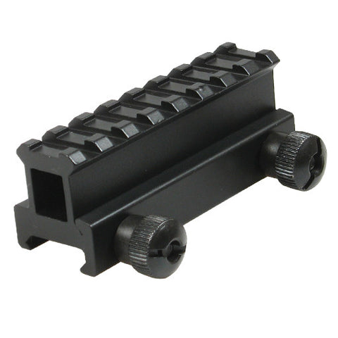 XTS-WT8 AR15 SEE THROUGH RISER MOUNT