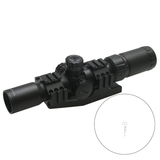 XTS 1.5-4X30 ILLUMINATED SCOPE