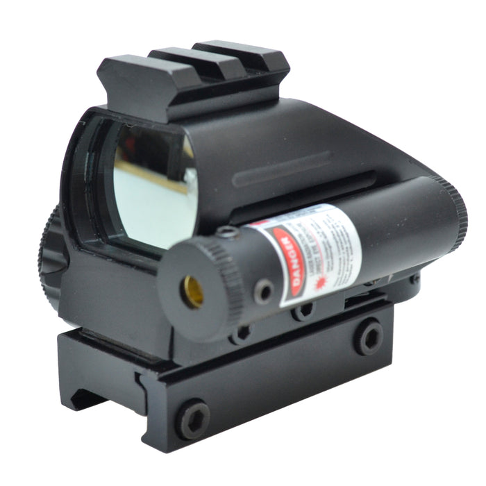 XTS HD-11  DOT SIGHT AND RED LASER COMBO