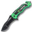 Z HUNTER ZB 018 SPRING ASSISTED KNIFE