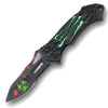 Z HUNTER ZB 040 SPRING ASSISTED KNIFE