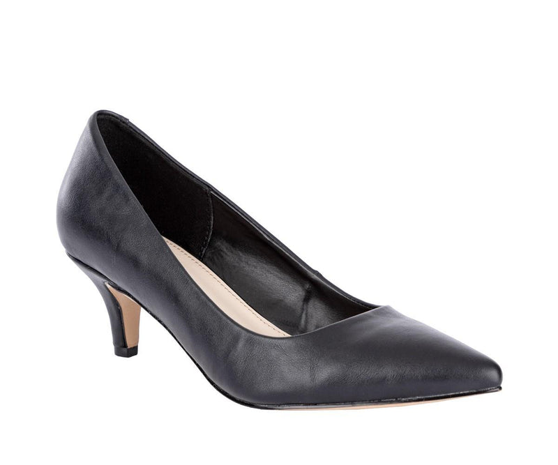 ALBERTO OLASA PUMP - Heart & Sole