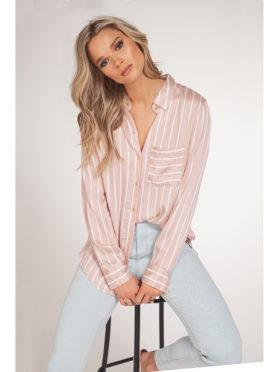 DEX BUTTON DOWN BLOUSE
