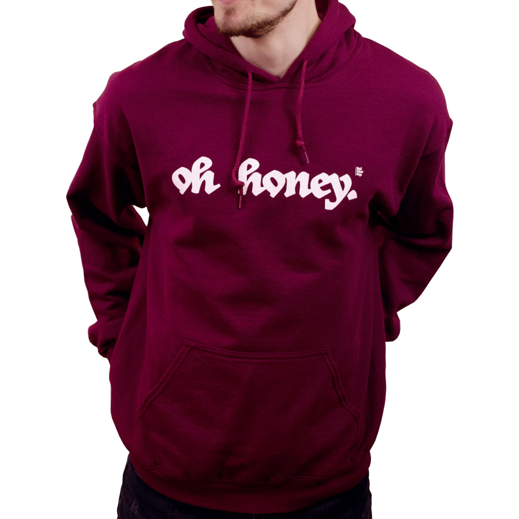 Oh honey - Hooded Sweatshirt