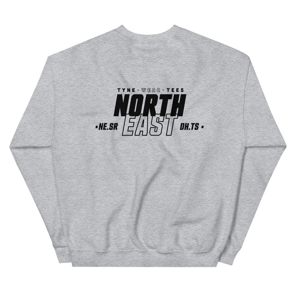 North East - Sweatshirt (Black)