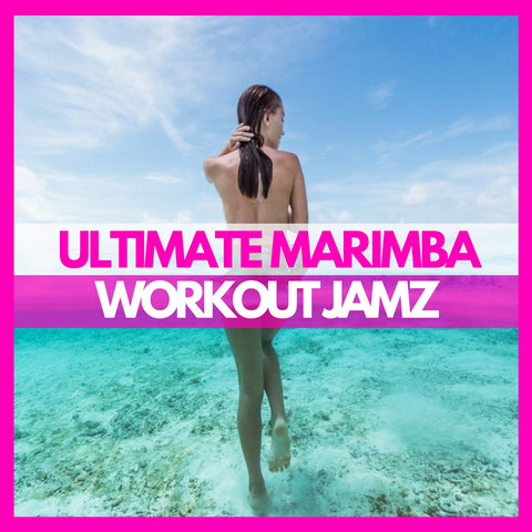 2 Copies of Ultimate Marimba Workout Jamz & 1 Marimbas-and-Beats Cover Song of Your Choice (Digital Downloads)