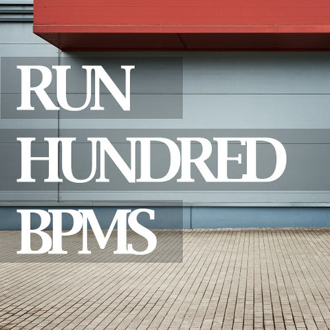 Run Hundred BPMs Download & Matching 50 Song Playlist