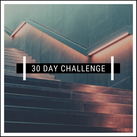 A 30 Day Challenge & A $1 Run Hundred Gift Card for Each Day's Workout (Up to $30 Total)