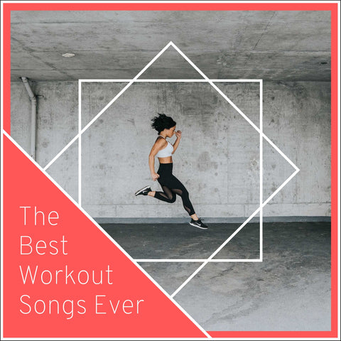 The Best Workout Songs Ever: 100 Song List & 20 Downloadable Remixes