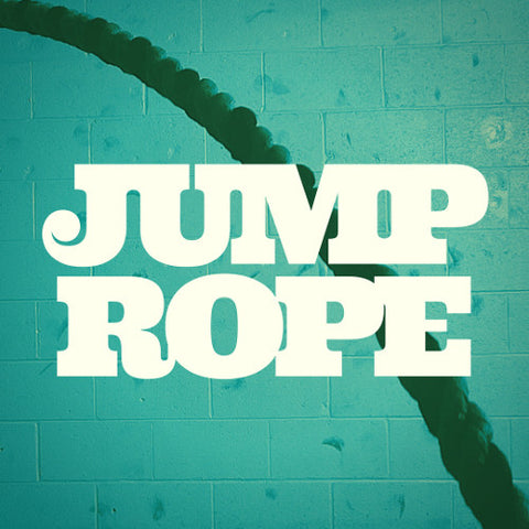 Jump Rope Set: 2 Jump Ropes, BPMs Album & Workout Compilation