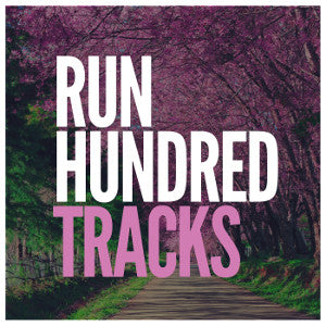 Run Hundred Tracks (Digital Download) + $35 of CDs and Books + Free U.S. Shipping
