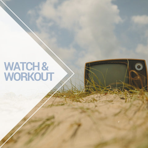 Watch & Workout: 250 TV/Movie Games & 50 Illustrated Workouts