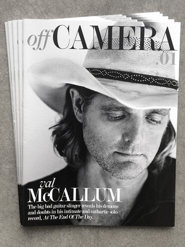 Digital Version - Off Camera Issue 001 Val McCallum