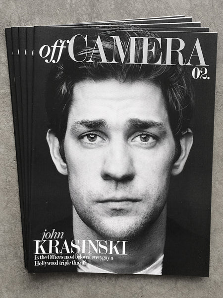 Off Camera Issue 002 John Krasinski