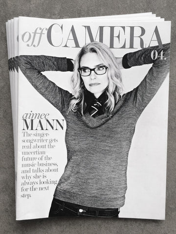 Digital Version - Off Camera Issue 004 Aimee Mann
