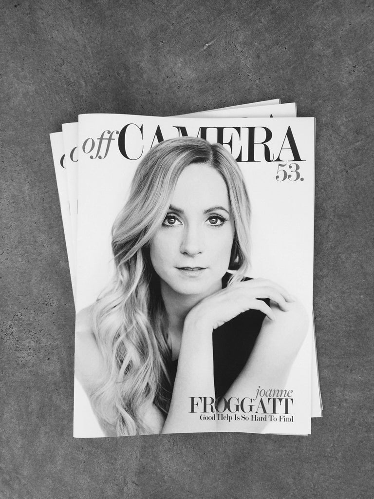 Off Camera 053 Joanne Froggatt