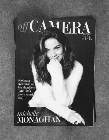 Off Camera 055 Michelle Monaghan