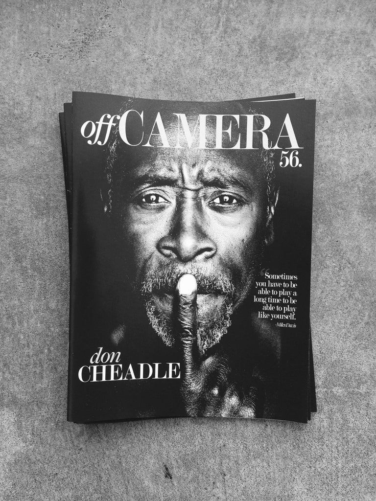 Digital Version - Off Camera 056 Don Cheadle