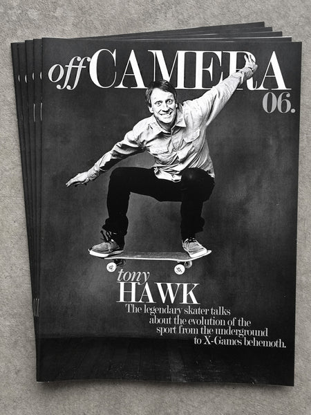 Off Camera Issue 006 Tony Hawk