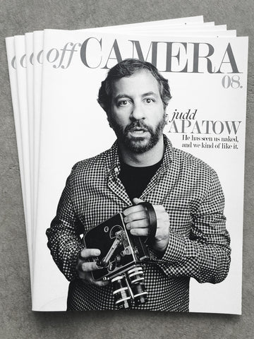 Off Camera Issue 008 Judd Apatow