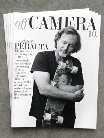 Off Camera Issue 010 Stacy Peralta