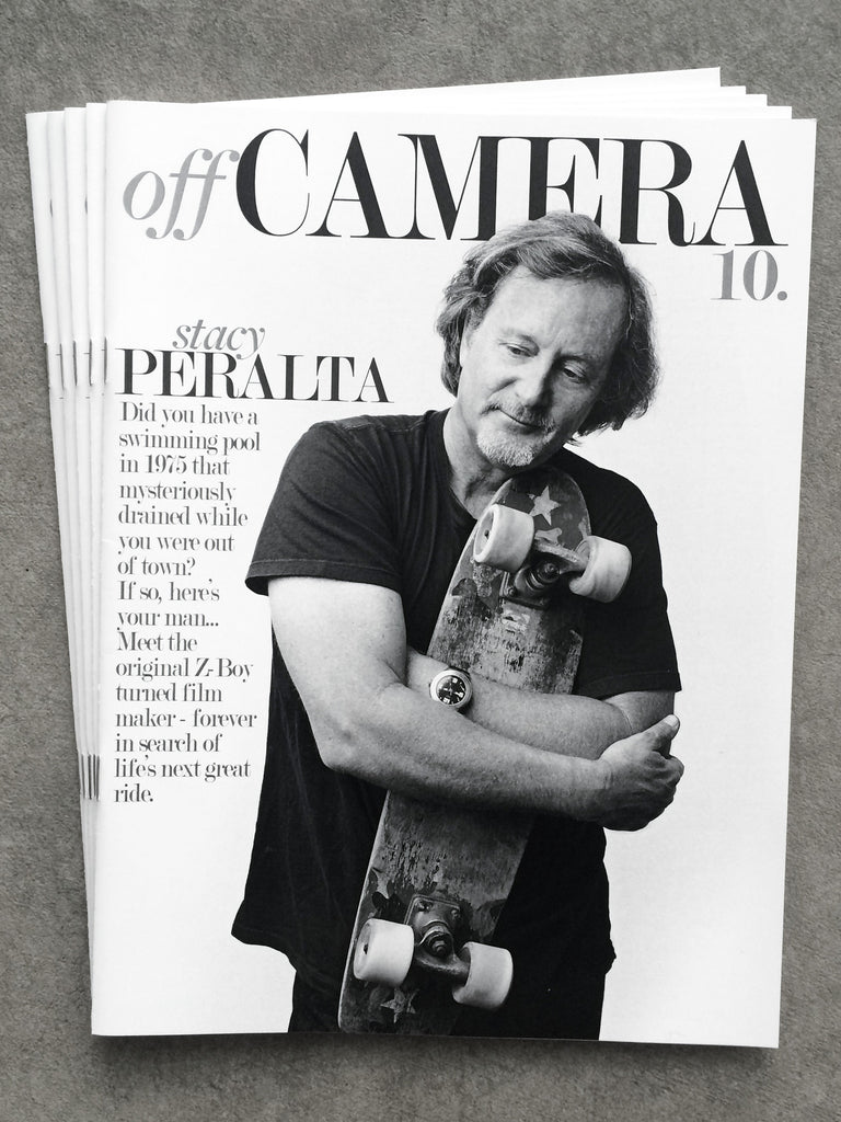 Digital Version - Off Camera Issue 010 Stacy Peralta