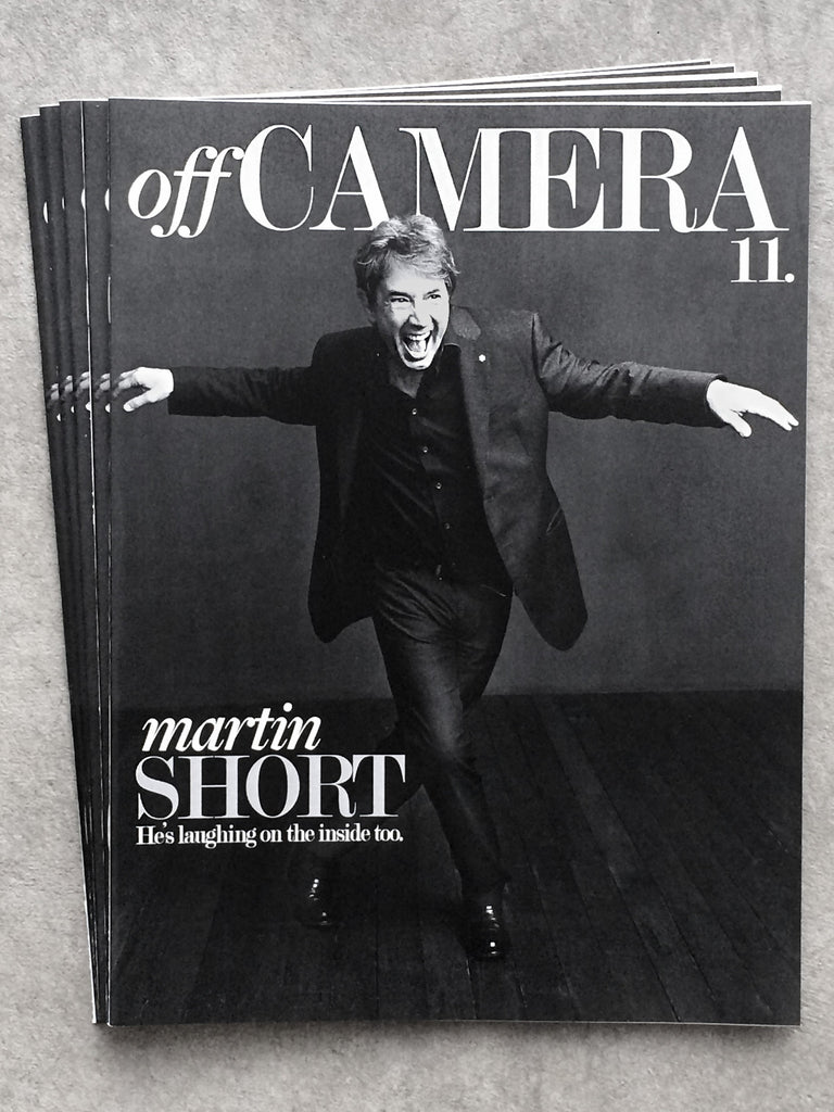 Digital Version - Off Camera Issue 011 Martin Short