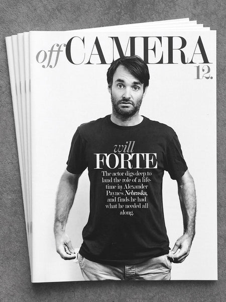 Digital Version - Off Camera Issue 012 Will Forte