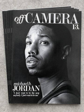 Digital Version - Off Camera Issue 013 Michael B. Jordan