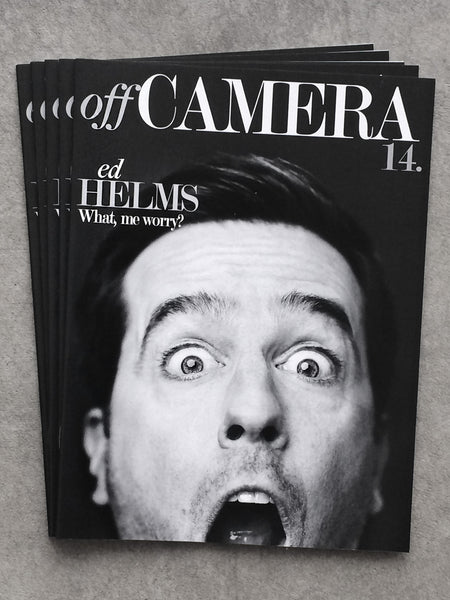 Digital Version - Off Camera Issue 016 Ed Helms