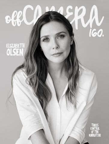 Digital Version - Off Camera 160 Elizabeth Olsen