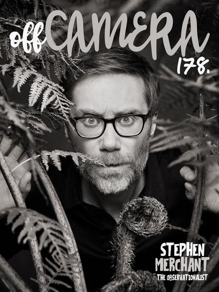 Digital Version - Off Camera 178 Stephen Merchant
