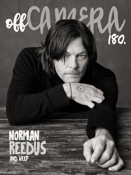 Digital Version - Off Camera 180 Norman Reedus