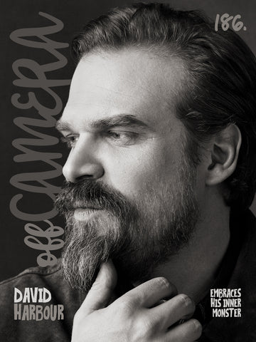 Digital Version - Off Camera 186 David Harbour