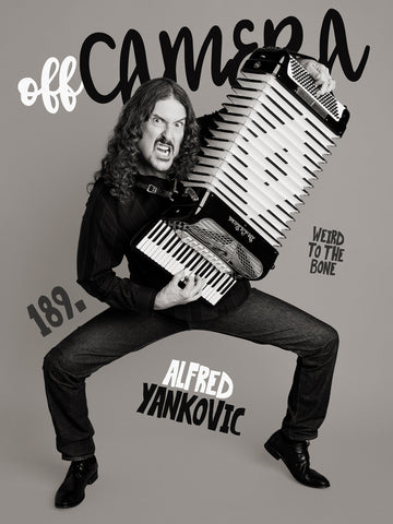 Digital Version - Off Camera 189 Al Yankovic