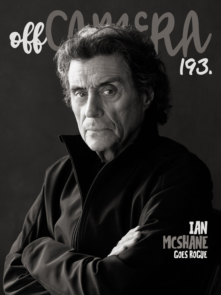 Digital Version - Off Camera 193 Ian McShane