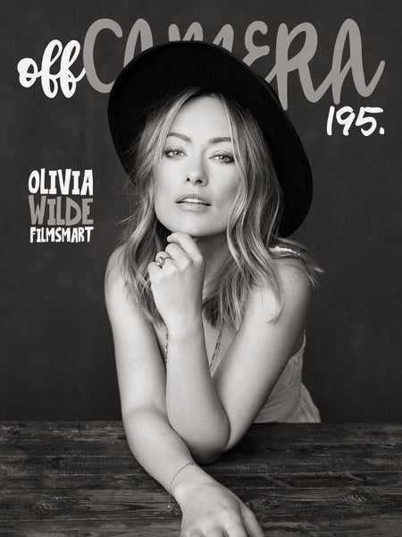 Digital Version - Off Camera 195 Olivia Wilde